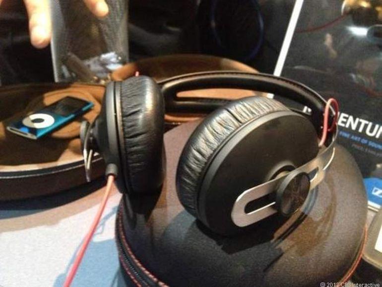 CES 2013 : Sennheiser fait du bruit avec son casque Momentum