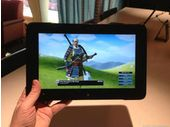 Tablette Razer Edge : les premières impressions de CNET.com