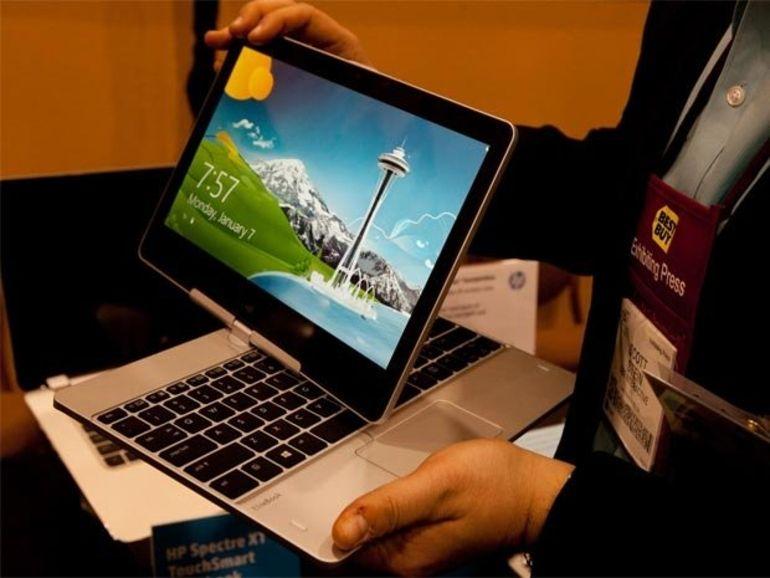 CES 2013 : HP EliteBook Revolve avec les nouveaux Ivy Bridge d'Intel