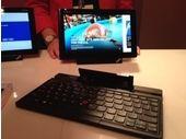 CES 2013 : Aperçu de la ThinkPad Tablet 2