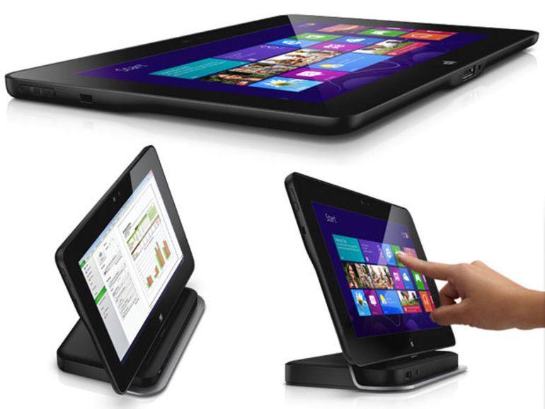 CES 2013 : Dell Latitude 10, une tablette Windows 8 à moins de 500 dollars