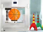 CES 2013 : CubeX, l'imprimante 3D taille XL