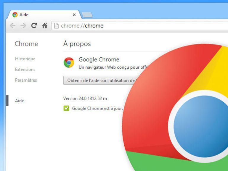 Chrome 24 sur PC/MAC, 25 bêta Android... vos mises à jour hebdo