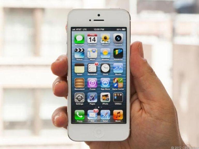 iPhone 5 : Apple baisserait les commandes d'écran