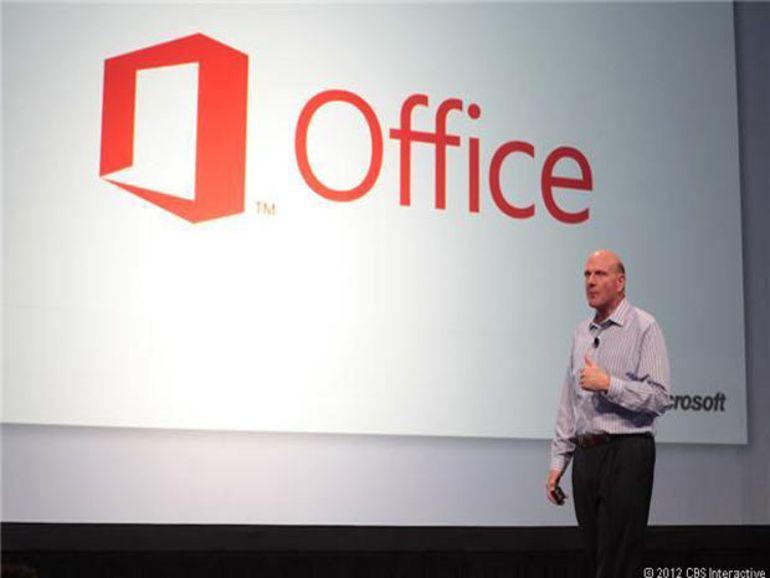 Sortie d'Office 2013 le 29 janvier 2013 ?