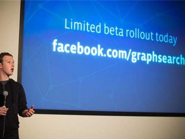Graph Search : Facebook lance son moteur de recherche concurrent de Knowledge Graph