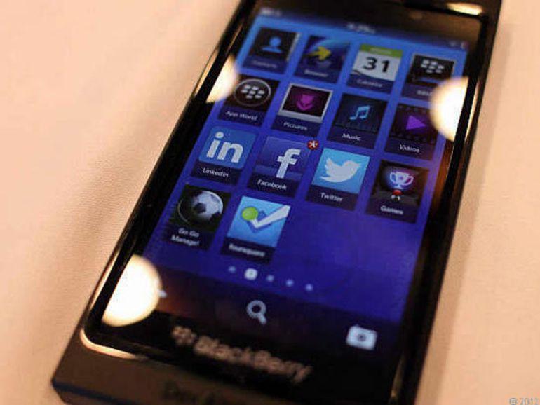 De nouvelles fuites sur la série L de BlackBerry