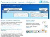 IE10 pour Windows 7 en version finale pour bientôt