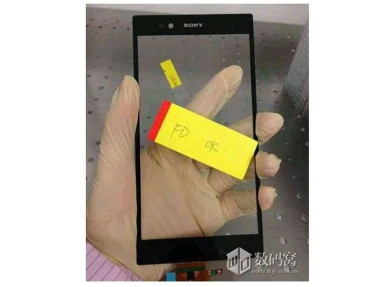 Un Sony Xperia de 6.44 pouces dans les cartons ?