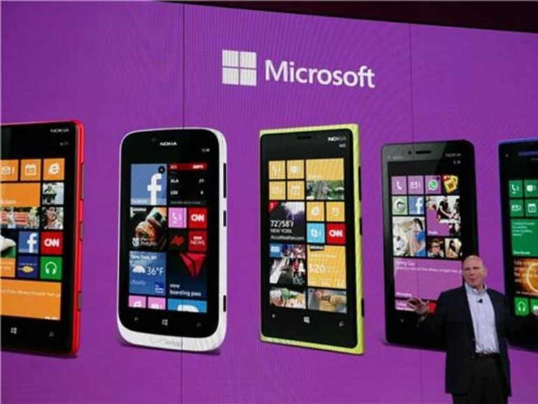 Windows Phone rime avec Nokia