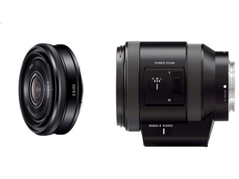 Deux nouvelles optiques pour les NEX de Sony