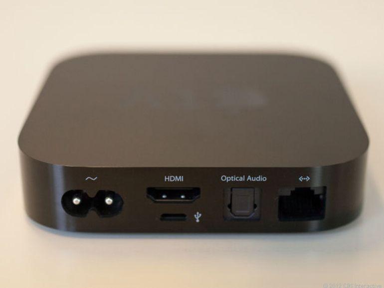 Apple a vendu 2 millions d'Apple TV au dernier trimestre 2012
