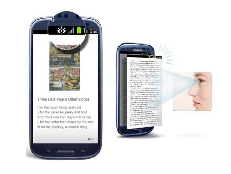Samsung Galaxy S4 : de nouveaux services de reconnaissance faciale ?