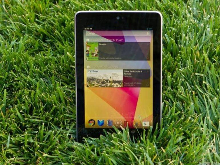 Une Nexus 7 Full HD en prévision pour Google et Asus