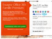 Office 2013 : la version finale disponible et gratuite pendant un mois