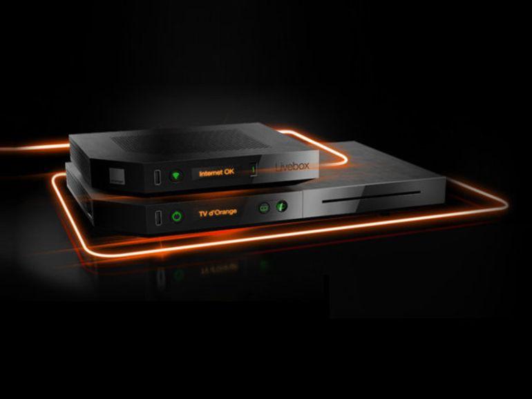 Orange booste son offre fibre à 500 Mbits/s avec le forfait Livebox Jet