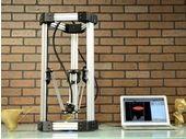 DeltaMaker : une imprimante 3D à la recherche de l'élégance