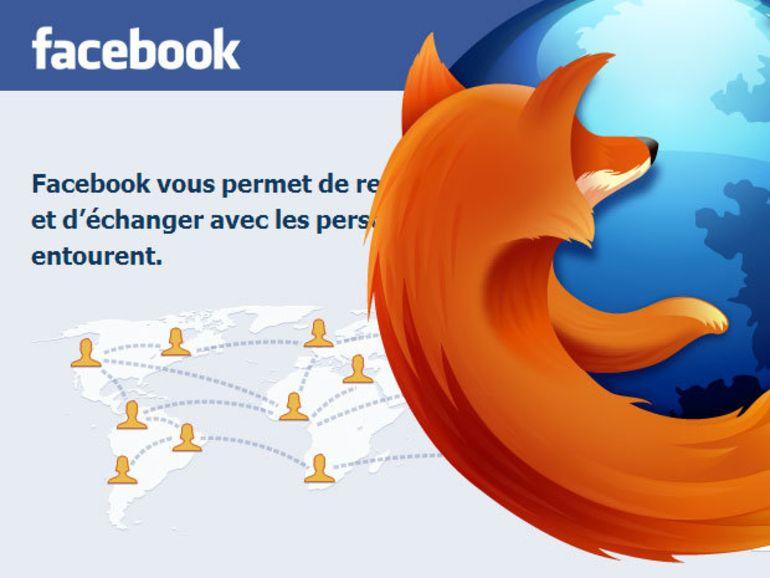 Firefox 18.0.2 corrige son bug Facebook