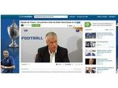 Foot : France-Allemagne sur Dailymotion