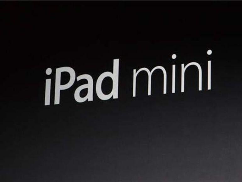 Le prochain iPad mini doté d'un écran Retina d'une densité de 324 ppp ?