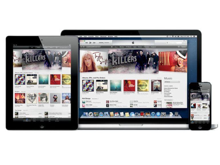 iTunes : 25 milliards de titres musicaux téléchargés