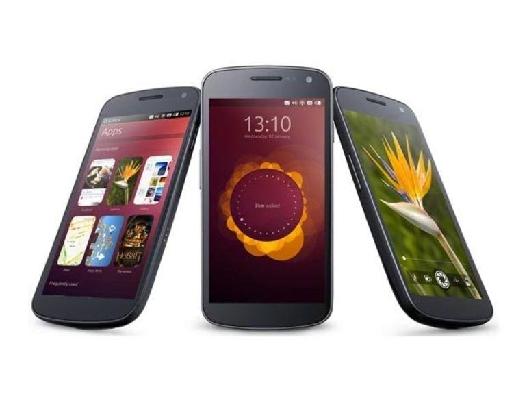 Les smartphones Ubuntu arrivent en octobre