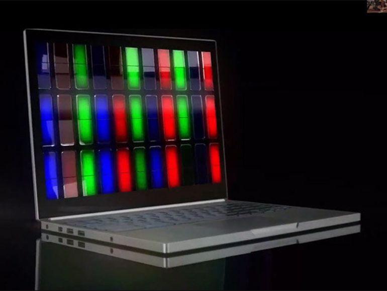 ChromeBook Pixel : la vidéo du portable tactile Google