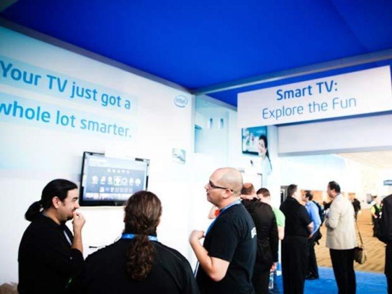 Intel confirme son arrivée sur le marché de la télévision
