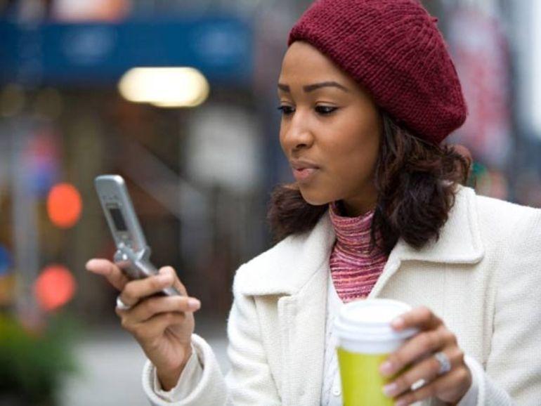 Les ventes de téléphones mobiles en recul de 1,7% en 2012
