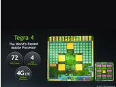 Tegra 4 : les premiers smartphones et tablettes en août ou septembre