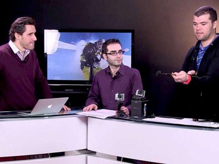 CNET Live : comment bien choisir son action cam ?