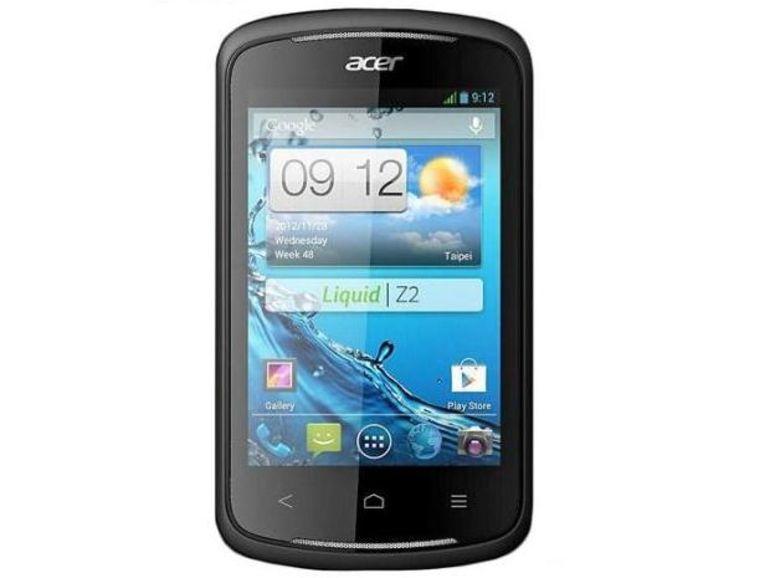 Acer Liquid Z2 : le test