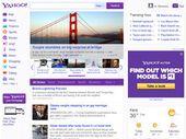 Yahoo : une nouvelle page d'accueil pour les internautes américains