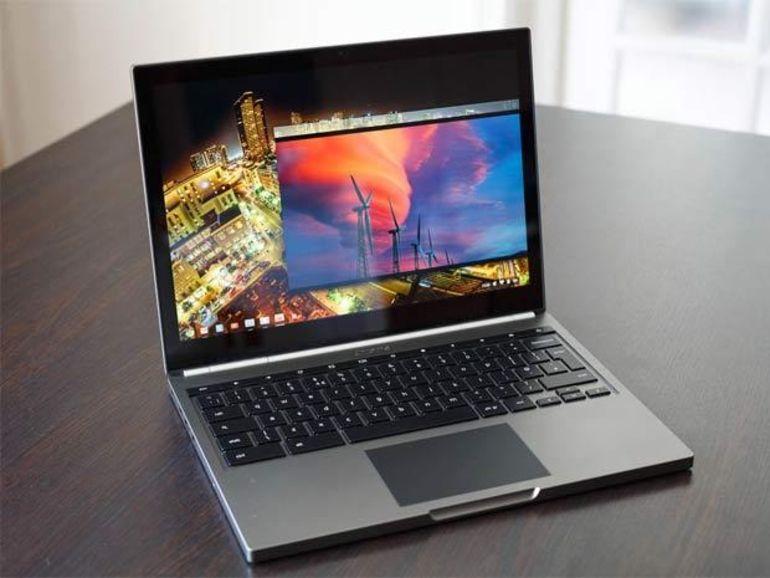 Google dévoile son Chromebook Pixel à écran tactile