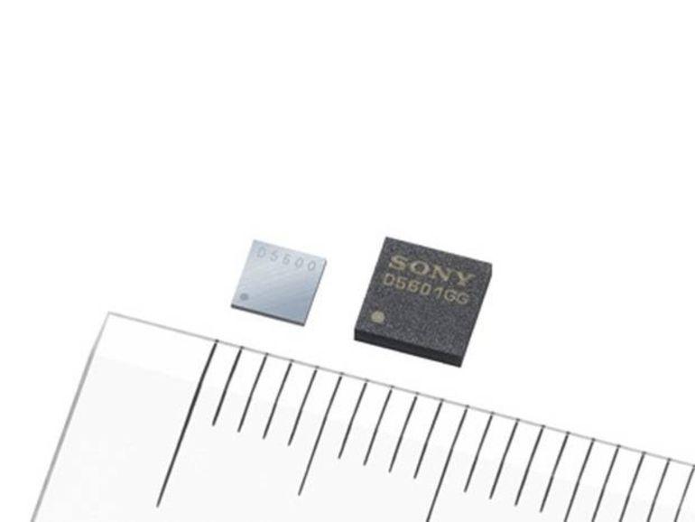 Sony annonce de nouvelles puces GPS mobile basse consommation