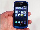 MWC 2013 : ZTE Open, l'un des premiers smartphone sous Firefox OS