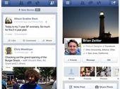 Facebook pour iOS passe en version 5.5