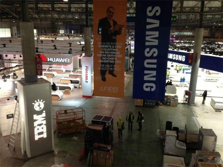Samsung compte doubler ses ventes de tablettes en 2013