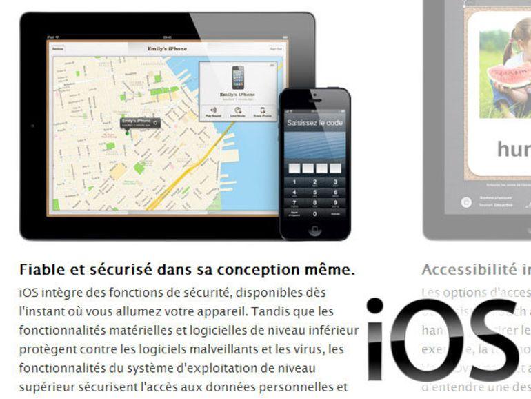 Apple iOS 6.1.3 : pour en finir avec le jailbreak et la faille du déverrouillage