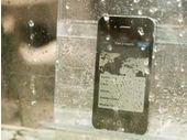 MWC 2013 : DryWired, un traitement waterproof pour les smarphones