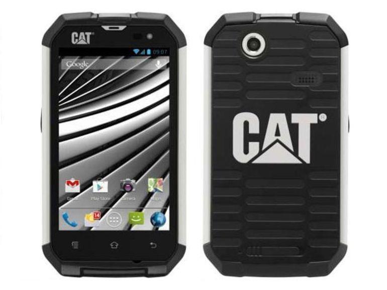 Cat B15 : le smartphone anti-choc de Caterpillar débarque en France