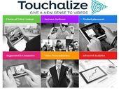 Touchalize : une technologie pour des vidéos interactives sur écran tactile