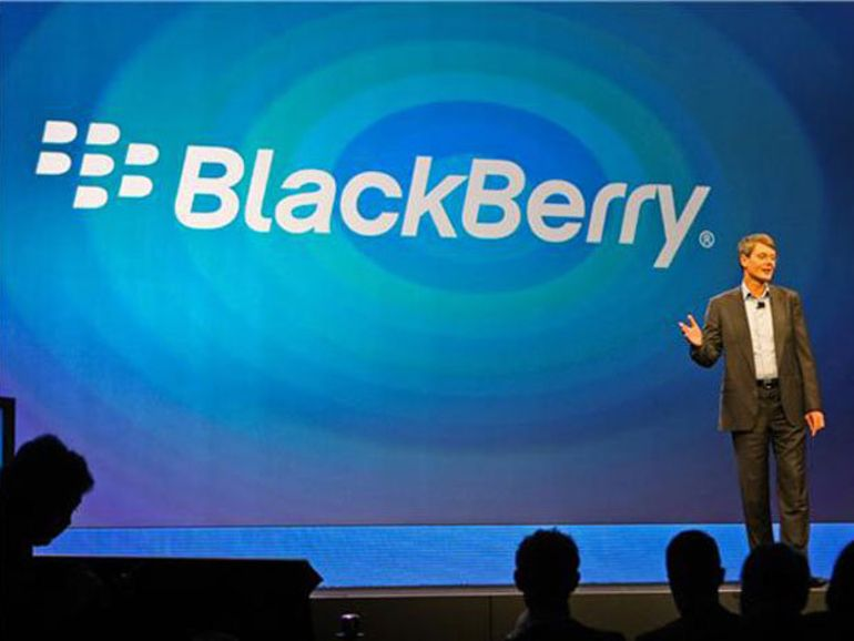 BlackBerry : pas de nouvelle tablette à l'horizon