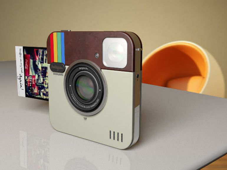 Un appareil photo Instagram signé Polaroid