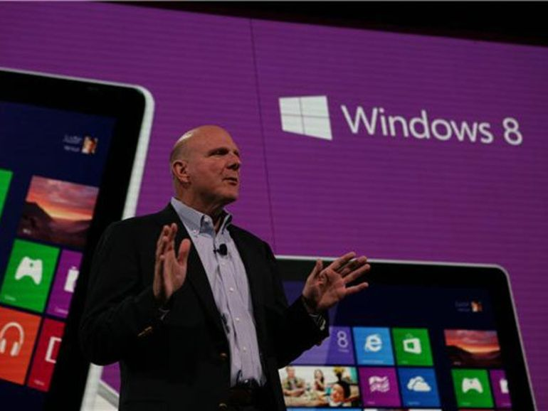 Windows 8 progresse doucement mais ne décolle pas