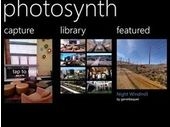 Photosynth disponible sur Windows Phone 8 et 7.5