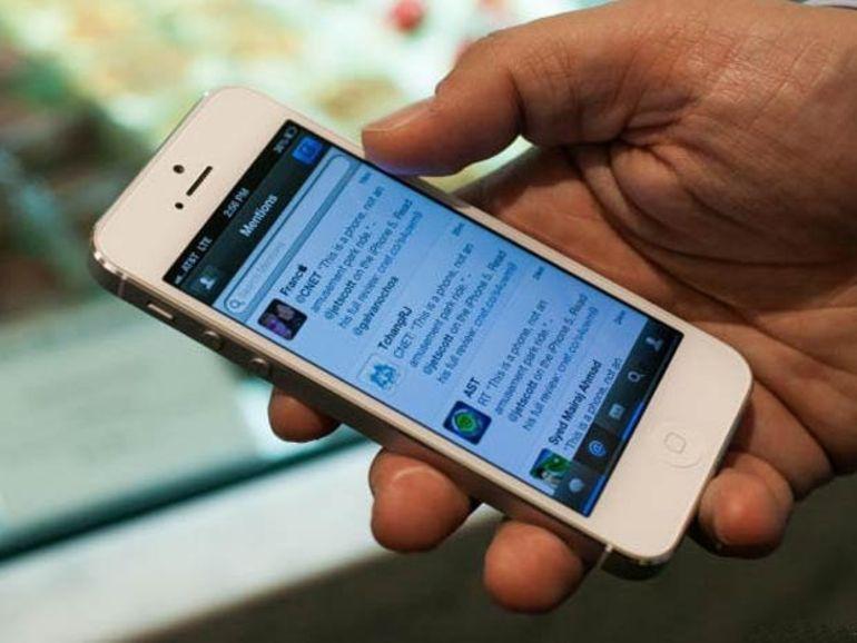 Twitter 5.4 pour iOS améliore la recherche