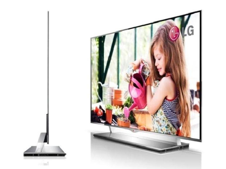 Le téléviseur LG OLED 55 est confirmé au Royaume-Uni