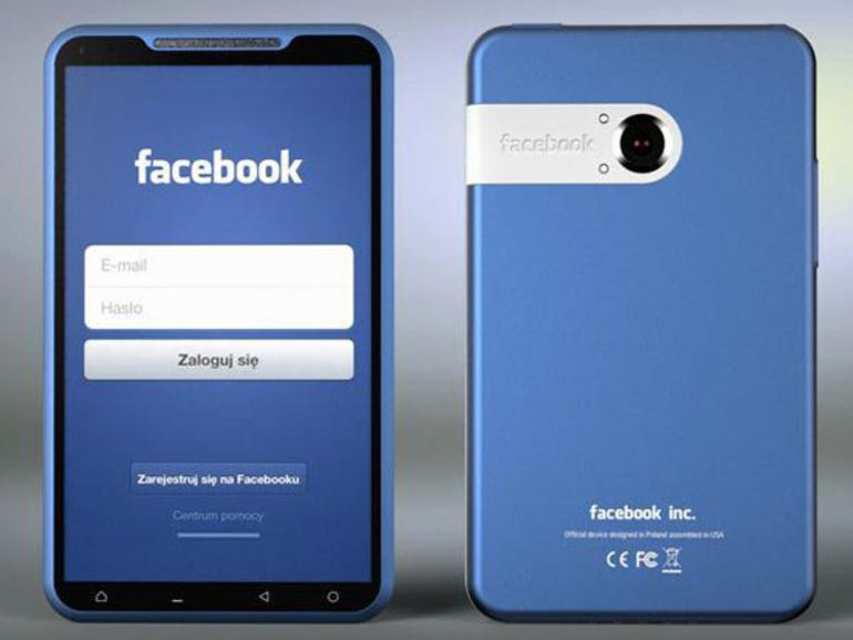 Myst, le Facebook Phone que HTC aurait en préparation