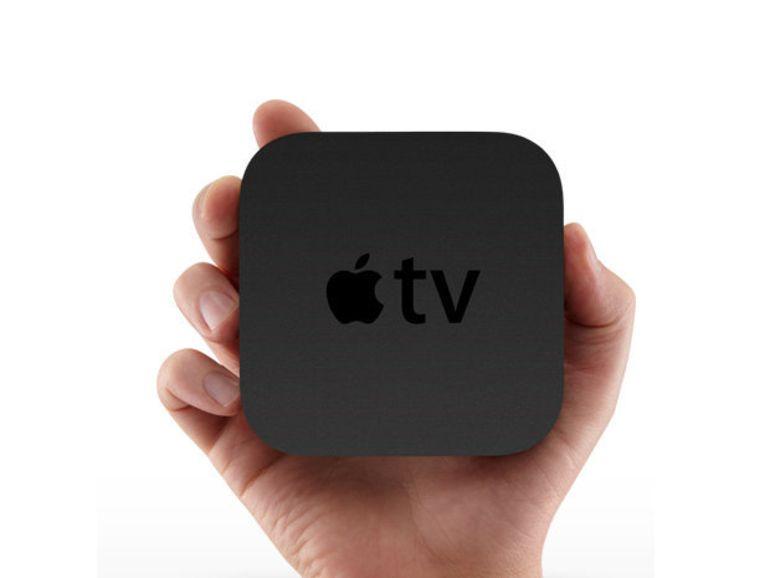 L'Apple TV évolue sans changer
